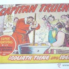 Tebeos - EL CAPITAN TRUENO. Editorial Bruguera (1956). Nº 299 - 54529437