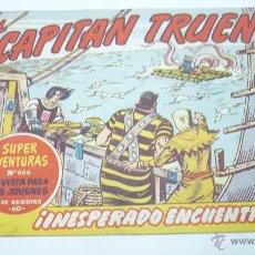 Tebeos - EL CAPITAN TRUENO. Editorial Bruguera (1956). Nº 318 - 54529514