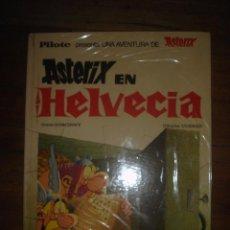Tebeos: ASTERIX Y OBELIX, EN HELVECIA, 1ª EDICIÓN DE EDITORIAL BRUGUERA, AÑO 1971,. Lote 54559836