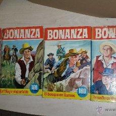 Tebeos: BONANZA LOTE DE 4. Lote 54560857