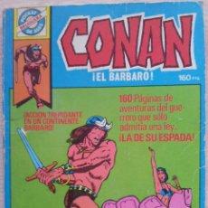 Tebeos: POCKET DE ASES - Nº 8 - CONAN - EL BARBARO - ED. BRUGUERA - 1981. Lote 54561048
