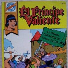 Tebeos: POCKET DE ASES - Nº 30 - EL PRINCIPE VALIENTE- ED. BRUGUERA - 1983. Lote 54572909