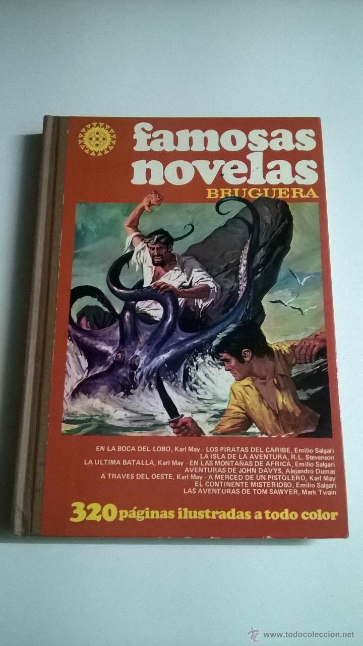 2af425c64 Famosas novelas bruguera - numero xiv - 320 pag - Sold through ...