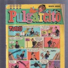 Tebeos: TEBEO PULGARCITO. REVISTA JUVENIL. AÑO LVII. Nº 2422. TOBY. Lote 54602102