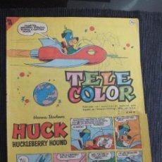 Tebeos: TELE COLOR Nº 76 EDITORIAL BRUGUERA. Lote 54631495