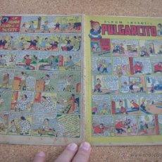 Tebeos: PULGARCITO BRUGUERA NUMERO 20 1947 BASTANTE BIEN CJ 1. Lote 54654405