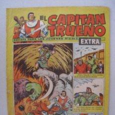 Tebeos: EL CAPITAN TRUENO EXTRA Nº 30 - BRUGUERA.. Lote 54662004