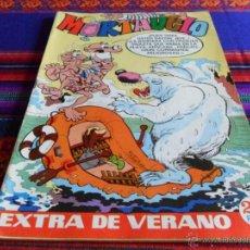 Tebeos: MORTADELO EXTRA VERANO 1972 CON CORSARIO HIERRO. BRUGUERA 25 PTS. MUY BUEN ESTADO.. Lote 54689749