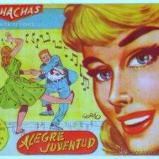 Tebeos: MUCHACHAS Nº 1 ORIGINAL EDI. MAGA 1960, IMPECABLE, SIN ABRIR NI CIRCULAR. Lote 54704696