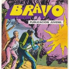 Tebeos: INSPECTOR DAN Nº 9. BRAVO. BRUGUERA 1976.. Lote 54711895