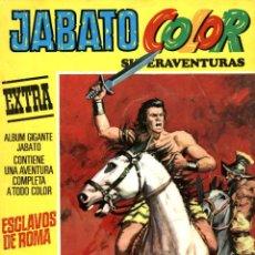 Tebeos: JABATO COLOR Nº 1. AMARILLO. 3ª EPOCA (BRUGUERA, 1978). Lote 54719055