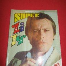 Tebeos: SUPER LILY NUM 30 ALAIN DELON, RICHARD CLAYDERMAN, PACO VALLADARES,. Lote 54725527