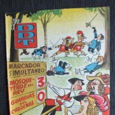 Tebeos: EL DDT Nº 265 EDITORIAL BRUGUERA. Lote 156586180