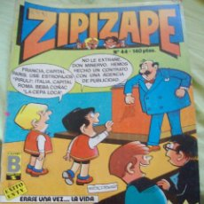 Tebeos: ZIPI Y ZAPE Nº 44 BRUGUERA. Lote 54756507