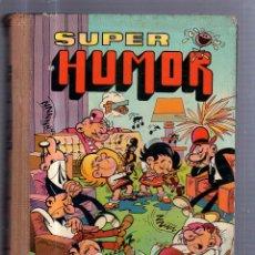 Tebeos: SUPER HUMOR. VIII. Nº 8. EDITORIAL BRUGUERA. 3º EDICION. SEPTIEMBRE 1981. Lote 54783151