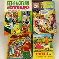 Tebeos: 7064 - EDICIONES BRUGUERA,4 EJEMP. VV. AA.(VER DESCRIP). AÑOS 1973-75.. Lote 52632806