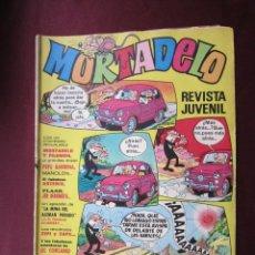 BDs: REVISTA MORTADELO AÑO I Nº 5 BRUGUERA 1970 TENIENTE BLUEBERRY, CORSARIO DE HIERRO, ASTERIX TEBENI. . Lote 54798895