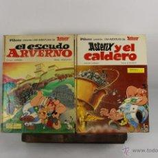 Tebeos: 5640- ASTERIX. EDIT. BRUGUERA, DARGAUD Y GRIJALBO. COLECCION DE 10 TITULOS. 1976.. Lote 46256204