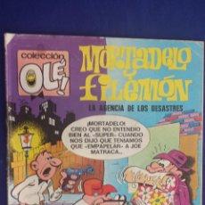 Tebeos: MORTADELO Y FILEMON OLÉ Nº 89 M 17 - 7ª EDICIÓN 1987 (200 PTAS) - ED. B. Lote 54824302