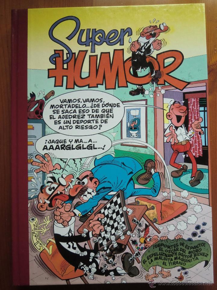 TEBEO SUPER HUMOR VOLUMEN 31 (2001) BRUGUERA, EDICIONES B. MORTADELO Y FILEMÓN. ¡NUEVO! (Tebeos y Comics - Bruguera - Super Humor)
