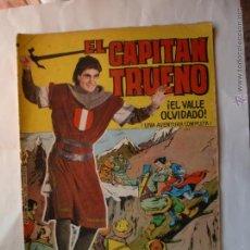 Tebeos: CAPITAN TRUENO ALBUM GIGANTE Nº 24 ORIGINAL. Lote 46672357