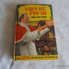 Tebeos: COLECCIÓN HISTORIAS Nº 84 VIDA DE PIO XII. Lote 54885869