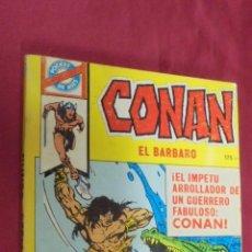 Tebeos: POCKET DE ASES. Nº 22. CONAN. EDITORIAL BRUGUERA.. Lote 54886669
