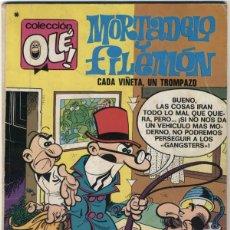 Tebeos: MORTADELO Y FILEMON - COLECCIÓN OLE Nº 86 - 3ª EDICION ABRIL 1978. Lote 54942994