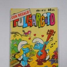 Tebeos: PULGARCITO Nº 32. AÑO I. PUBLICACION INFANTIL. BRUGUERA. TDKC15. Lote 54978475