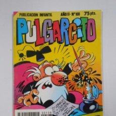 Tebeos: PULGARCITO AÑO III. Nº 108. PUBLICACION INFANTIL. BRUGUERA. TDKC15. Lote 54979410