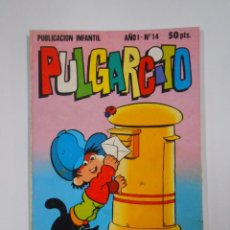 Tebeos: PULGARCITO - AÑO I. Nº 14. PUBLICACION INFANTIL. BRUGUERA. TDKC15. Lote 54981422