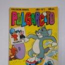 Tebeos: PULGARCITO - AÑO I. Nº 1. PUBLICACION INFANTIL. BRUGUERA. TDKC15. Lote 54981688