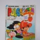 Tebeos: PULGARCITO - AÑO II - Nº 63. PUBLICACION INFANTIL. BRUGUERA - 1982. TDKC15. Lote 54981737