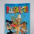 Tebeos: PULGARCITO - AÑO I. Nº 22. PUBLICACION INFANTIL. BRUGUERA. TDKC15. Lote 54986971