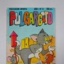 Tebeos: PULGARCITO - AÑO I. Nº 31. PUBLICACION INFANTIL. BRUGUERA. TDKC15. Lote 54987152