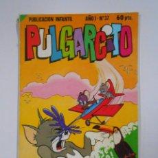Tebeos: PULGARCITO - AÑO I. Nº 37. PUBLICACION INFANTIL. BRUGUERA. TDKC15. Lote 54987333