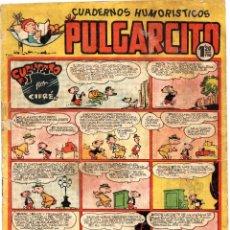 Tebeos: PULGARCITO CUADERNOS HUMORISTICOS,Nº 211,. Lote 54987485