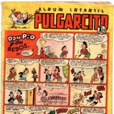 Tebeos: PULGARCITO ALBUM INFANTIL Nº 160, . Lote 54987525