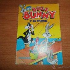 Tebeos: BUGS BUNNY Y SU PANDA - COLECCIÓN OLÉ Nº 4 -EDITORIAL BRUGUERA 1983. Lote 55059190