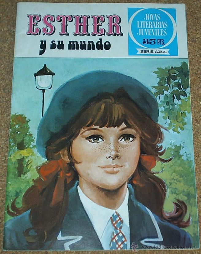 ESTHER Y SU MUNDO Nº 1 - BRUGUERA ORIGINAL 1980- - LEER TODO (Tebeos y Comics - Bruguera - Esther)