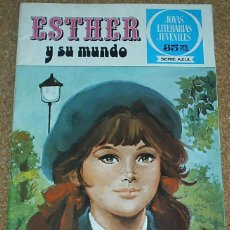 Tebeos: ESTHER Y SU MUNDO Nº 1 - BRUGUERA ORIGINAL 1980- 40% DESCUENTO - LEER. Lote 55069189