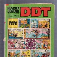 Tebeos: TEBEO DDT. AÑO XX. Nº 195. PEPE. Lote 55090891