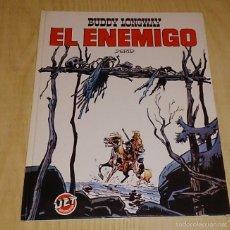 Tebeos: BUDDY LONGWAY.EL ENEMIGO.DERIB.. Lote 55126580