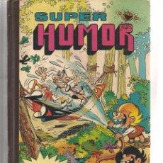 Livros de Banda Desenhada: SUPER HUMOR. VOLUMEN XIV. 14. MORTADELO Y FILEMÓN Y ZIPI Y ZAPE. 5ª EDC. BRUGUERA 1984. (B/A20). Lote 55235116