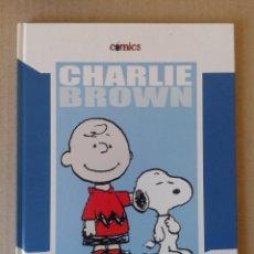 Tebeos: CHARLIE BROWN, DE SCHULZ. COLECCIÓN DE CÓMICS DE EL PAÍS. CARTONÉ.. Lote 55348910