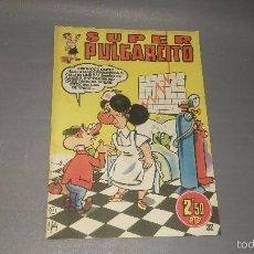 Tebeos: 1018- SUPER PULGARCITO NUMERO 32 AÑO 1951 MUY BUEN ESTADO DIFICIL. Lote 55368949