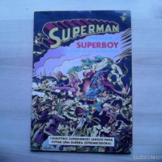 Tebeos: SUPERMAN. ALBUM Nº 5. Lote 55392284