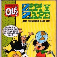 Tebeos: OLE Nº 2 - 1ª EDICCION 1971 40 PTS - ZIPI Y ZAPE. Lote 55683827