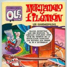 Tebeos: COLECCIÓN OLÉ! - MORTADELO Y FILEMÓN - ED. BRUGUERA - Nº 145 - 2ª EDICIÓN - 1979. Lote 55684845