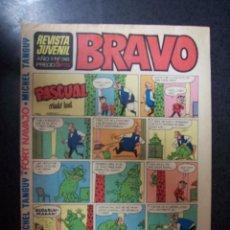 Tebeos: BRAVO Nº 36 DE EDITORIAL BRUGUERA. Lote 55685409